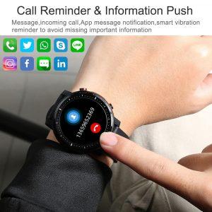 Men's IP68 Waterproof Watch