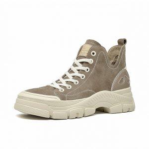 Casual Women's Suede Sneaker