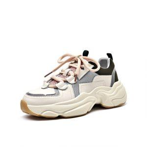 Trendy Women's Chunky Sneakers