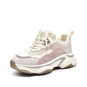 Women's Nylon Chunky Sneaker