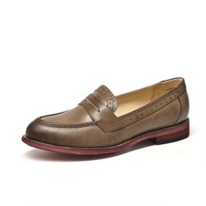 Penny Loafers Women Shoes