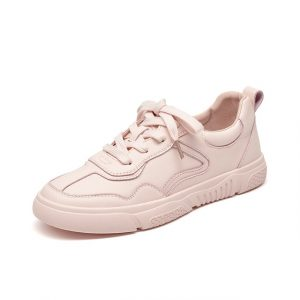 Genuine Cow Leather Sneakers