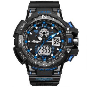 Men's LED Digital Wrist Watch