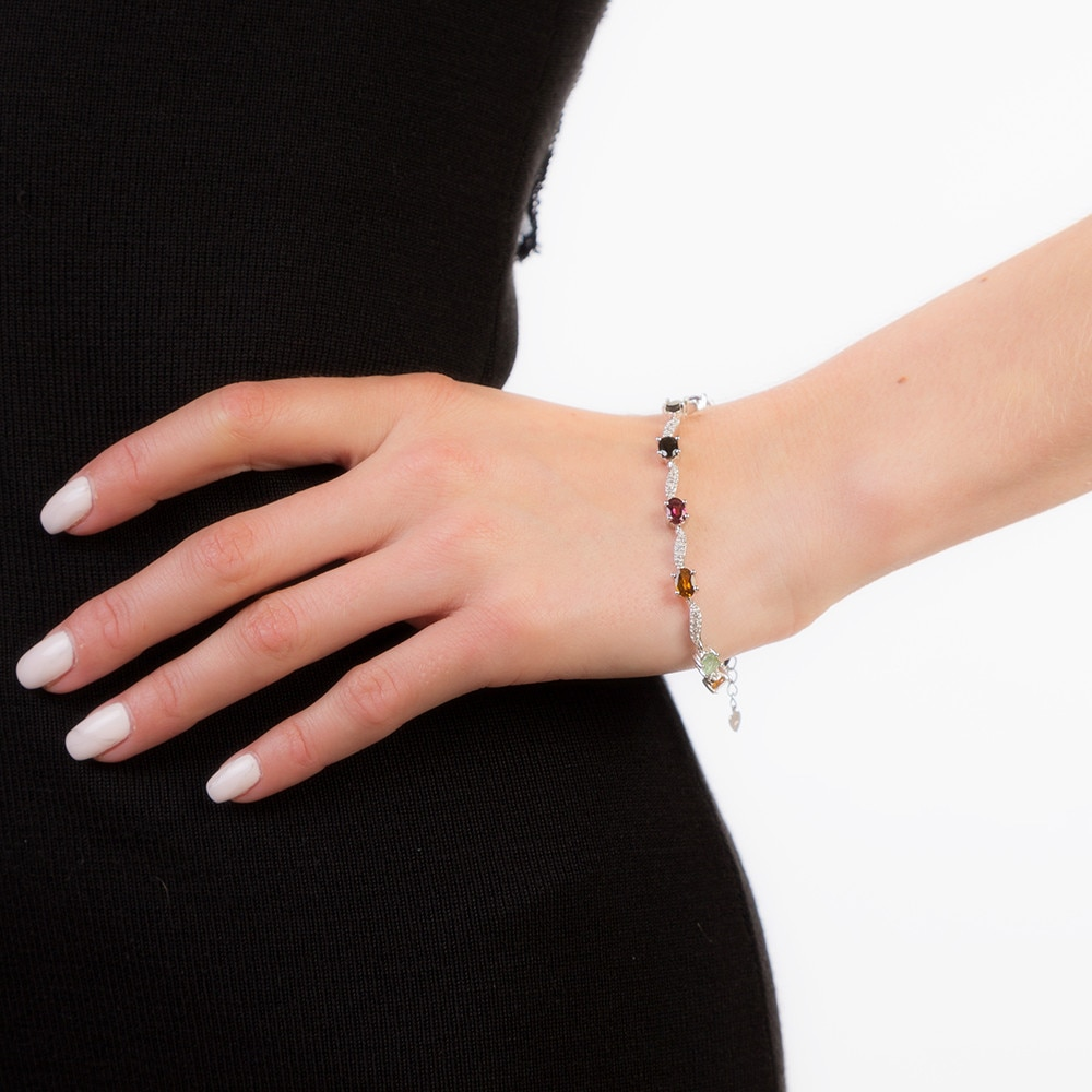 Natural Fashion Tourmaline Bracelet