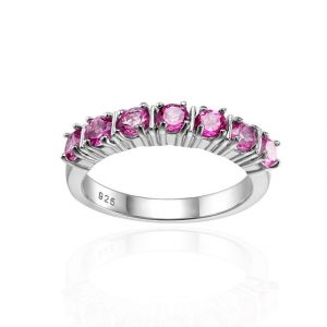 Fashion Wedding Rings Gemstone