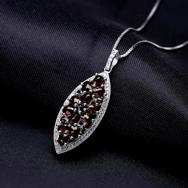 Sterling Silver Necklaces High-end