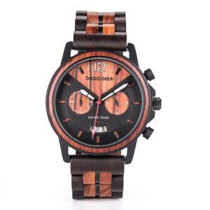 Trendy Handmade Wood Watches