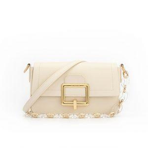 Acrylic Chain Hand Carry Bag