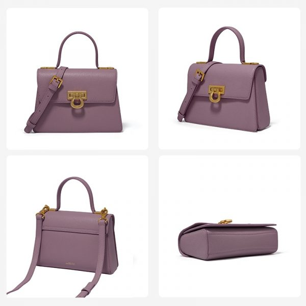 Female Trendy Retro Leather Bag