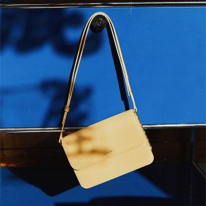 Women's Leather Crossbody Bag