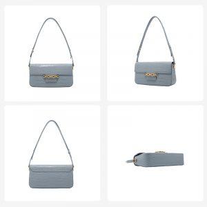 Retro Single Shoulder Messenger Bag