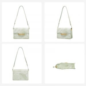 New Fashion Small Square Bag