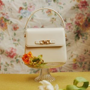 Female Fashion Square Light Bag