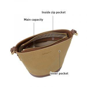 New Underarm Fashion Bucket Bag