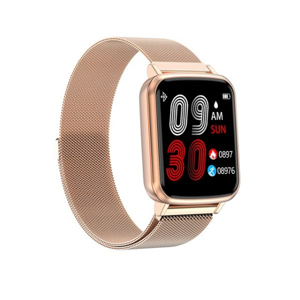 Heart Rate Monitor Fitness Watch
