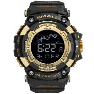 Men's Digital Military Watch