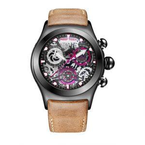 Chronograph Skeleton Sport Watch