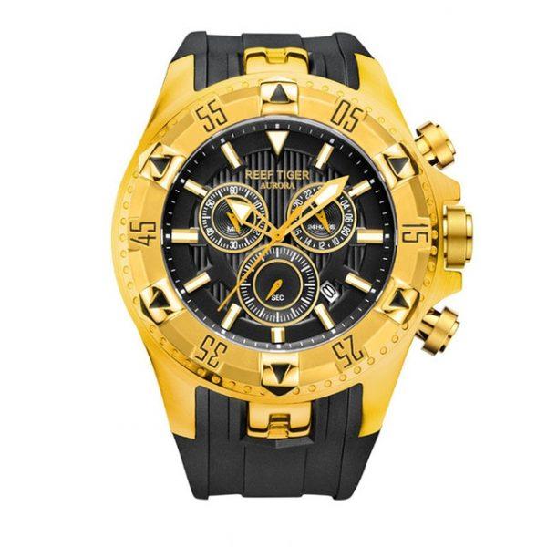 Men's Chronograph Quartz Watch