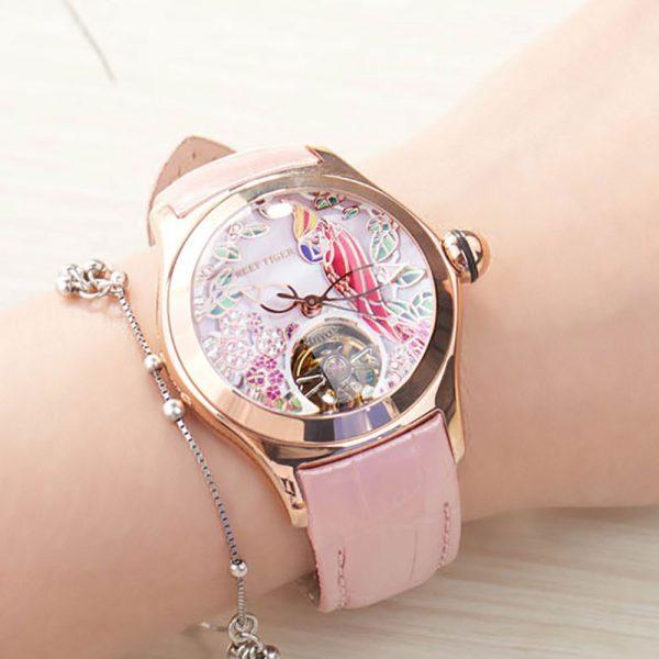 Luxury Women Mechanical Watch