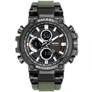 Military Watch LED Digital
