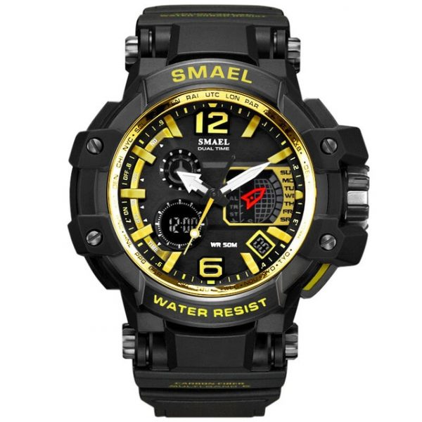 Casual Men's Sport Watch Waterproof