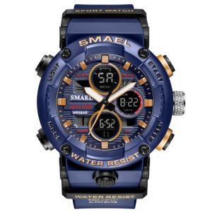 Big Dial Quartz Watch