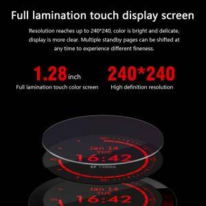 Full Touch Bracelet Smart Watch