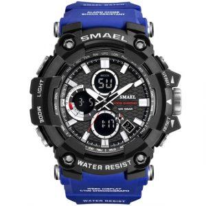 Dual Time Men's Sport Watch