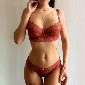 Ultrathin Bra Panties Sets
