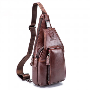 Genuine Leather Chest Pack