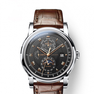 Moon Phase Automatic Watch