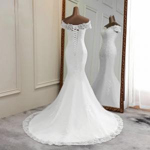 Elegant Stylish Wedding Dress