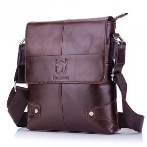 Men's Bag Leather Messenger