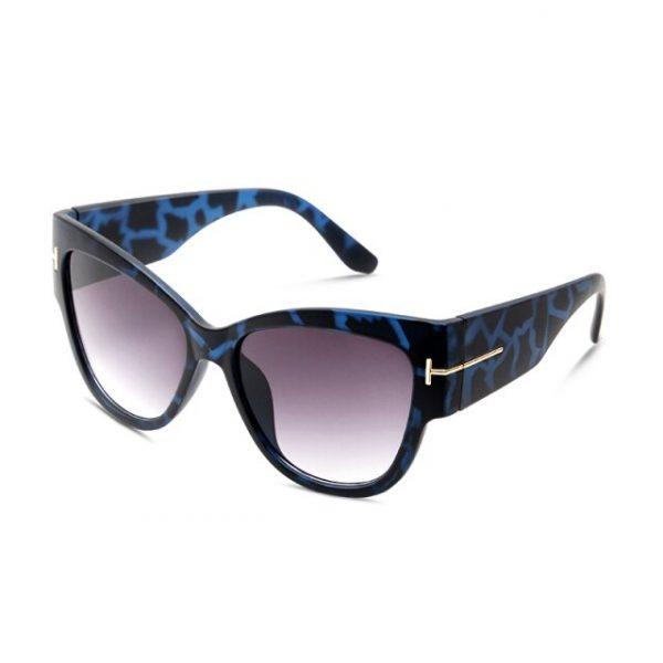 Cat-eye Large Sunglasses