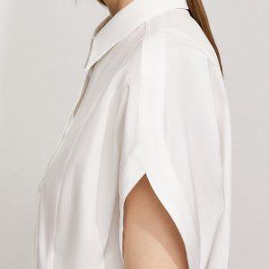 Stylish Minimalism Women's Shirt