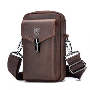 Crazy Horse Leather Bags