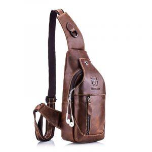 Leather Men's Messenger Bags