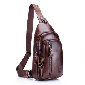 Leather Casual Crossbody Bags