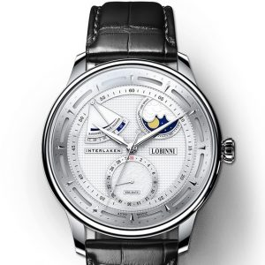 Moon Phase Seagull Watch