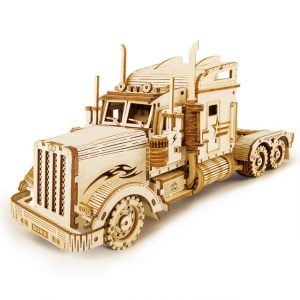 Movable 3D America Heavy Truck