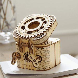 Creative DIY 3D Treasure Box