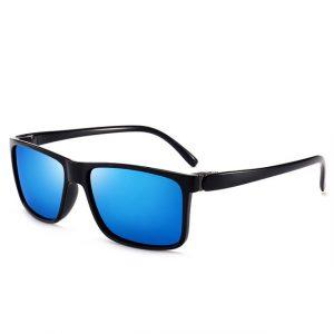 Vintage Men's Square Sunglasses