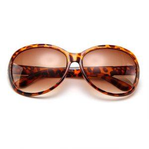 Fashion Round Women Sunglasses Top Popular Black Oversized Sunglasses Retro Vintage Big Sun Glasses Shades For Women Zonnebril Dames