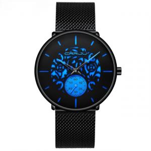 Ultra-thin Mesh Strap Watch
