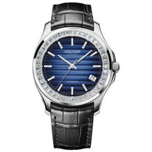 Luxury Sapphire Automatic Watch