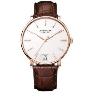 Luxury Waterproof Quartz Watch