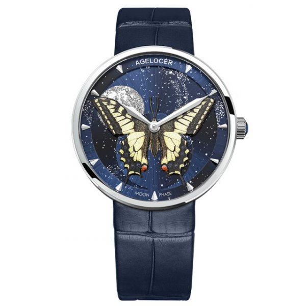 Butterfly Ladies Wrist Watches