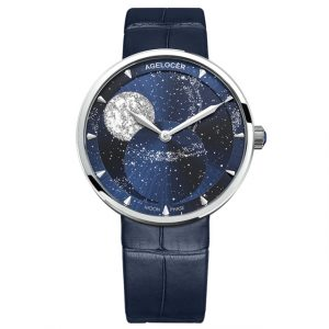 Ladies Real Moonphase Watch