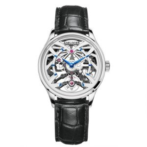 Skeleton Women Automatic Watch
