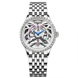 Sapphire Black Diamond Watch